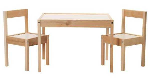 میز و صندلی کودک ایکیا