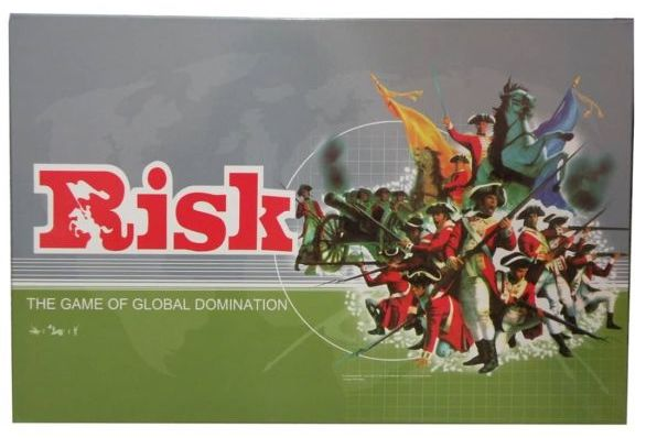 Risk بازی فکری مدل