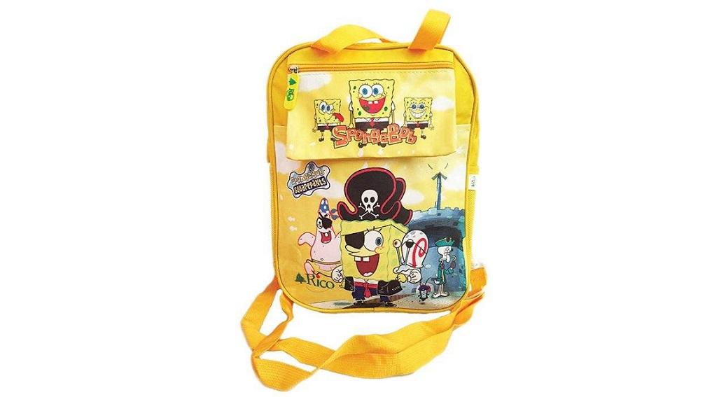 کوله پشتی ریکو کد R-170-Sponge-Bob