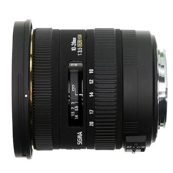 لنز سیگما 10-20mm f/3.5 EX DC HSM
