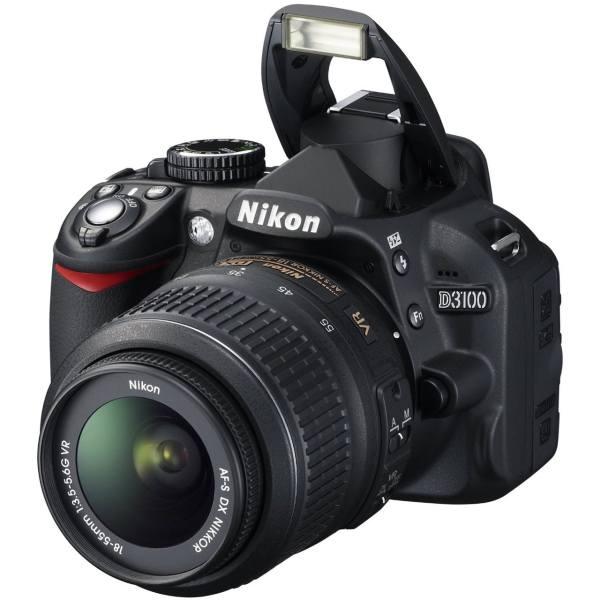 دوربین دیجیتال نیکون D3100 کیت 18-55