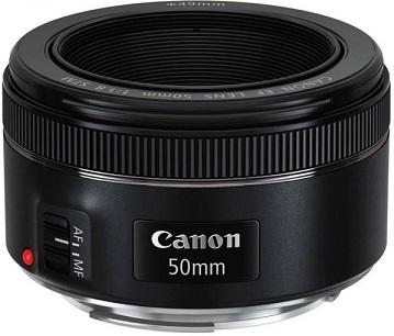 لنز کانن مدل EF 50mm f/1.8 STM