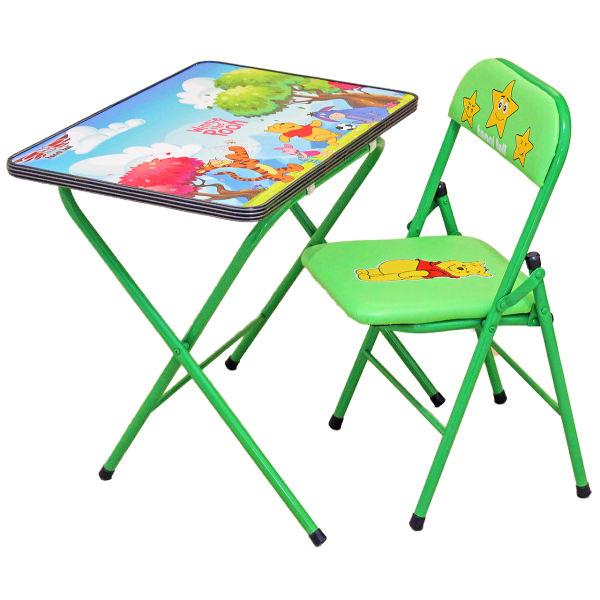 میز و صندلی تحریر تاشو کودک هانیبال
