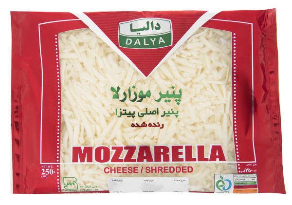 پنیر موزارلا دالیا