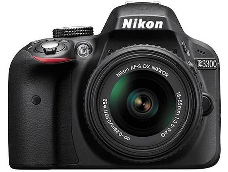 دوربین دیجیتال نیکون مدل D3300 Kit 18-55 DX ED II
