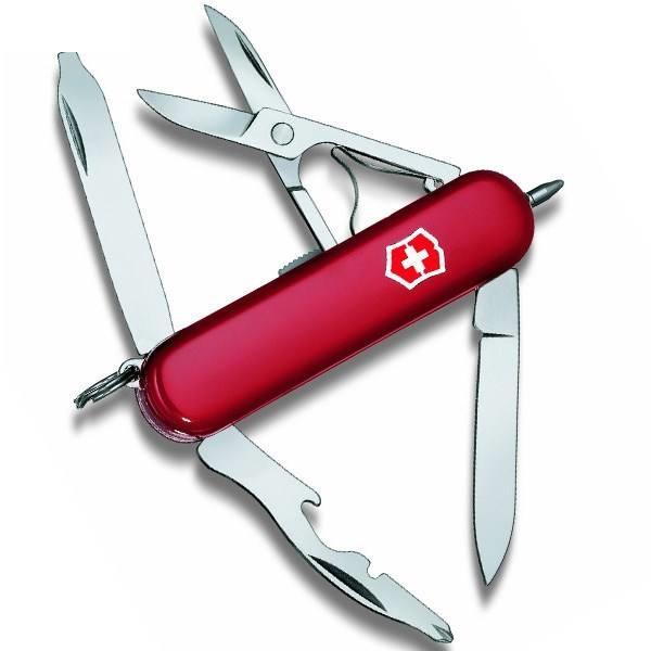 چاقوی ویکتورینوکس مدل Midnite Man کد 06366