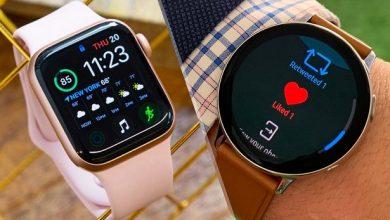Photo of مقایسه دو ساعت هوشمند سامسونگ Galaxy Watch Active 2 و Apple Watch 4
