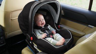 Photo of وسایل مورد نیاز راحتی نوزاد در خودرو