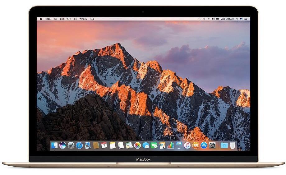 (Apple MacBook 12-inch (2017
