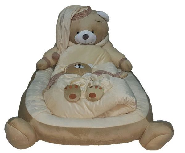 سرویس خواب کودک 3 تکه طرح خرس