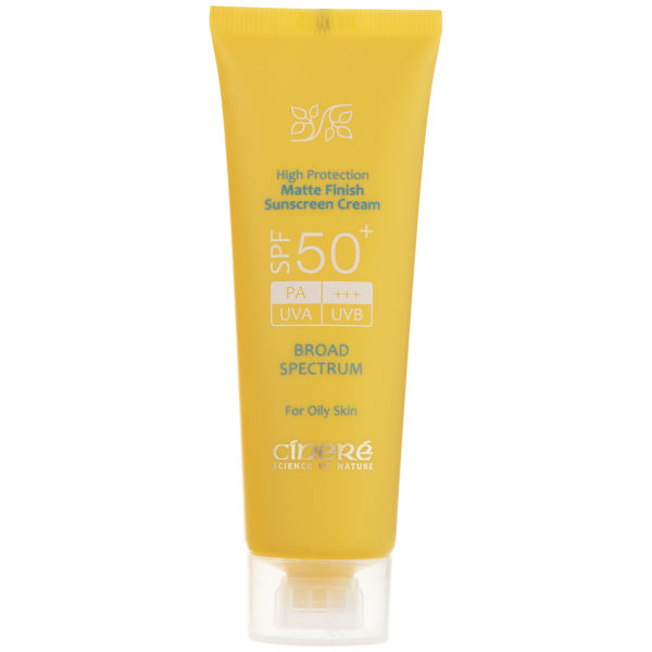 کرم ضد آفتاب سینره +SPF50