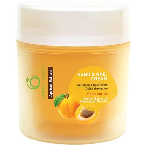 کرم دست و ناخن شون مدل Apricot Extract
