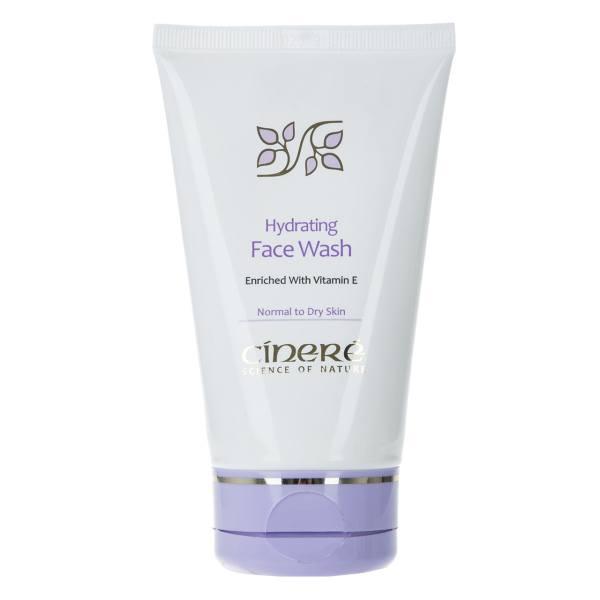 ژل شستشوی صورت سینره مدل Normal To Dry Skin