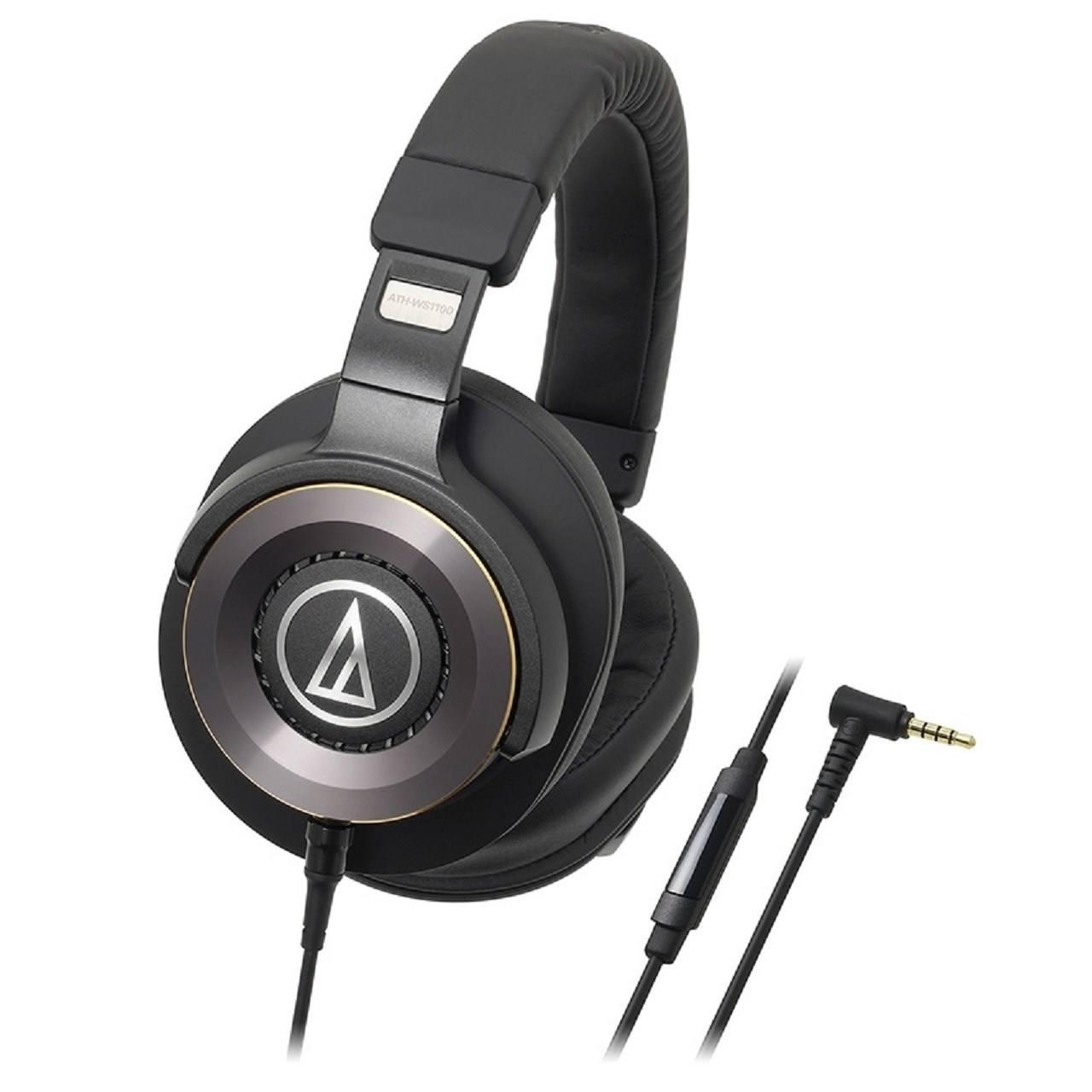 بهترین کیفیت میکروفون:Audio-Technica ATH-WS1100iS