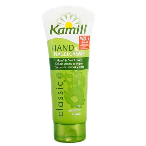 کرم دست و ناخن قوی کامیل مدل classic