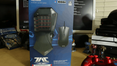 Photo of بررسی موس و کیبورد بازی HORI TAC Pro Type M2 برای PS3، PS4 و PC