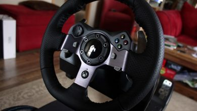 Photo of بررسی فرمان بازی لاجیتک مدل G920 Driving Force
