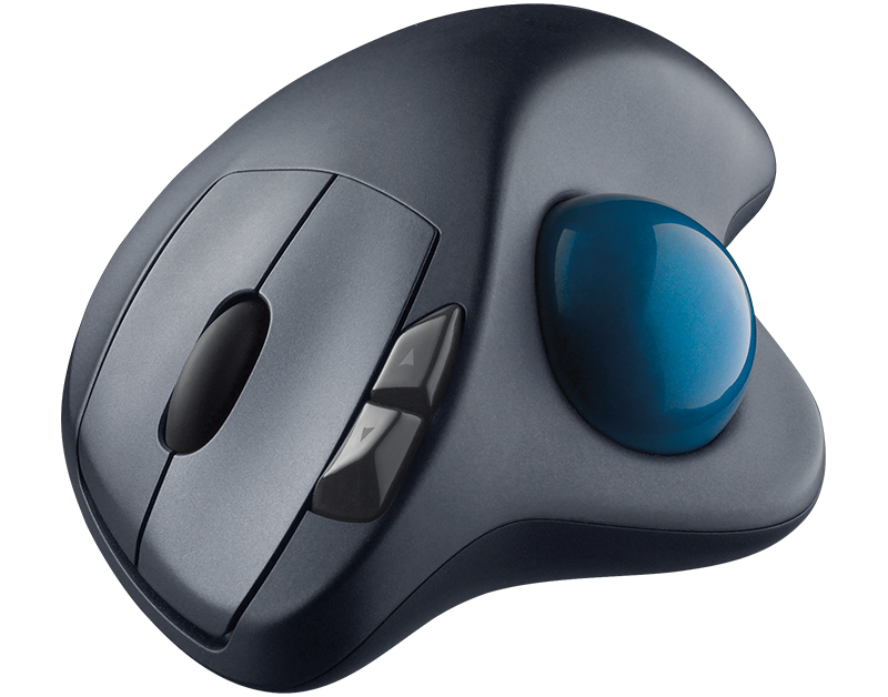 بررسی ماوس Logitech M570 Wireless Trackball