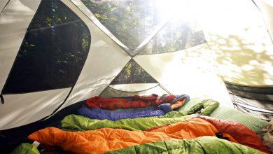 کیسه خواب پاییزه