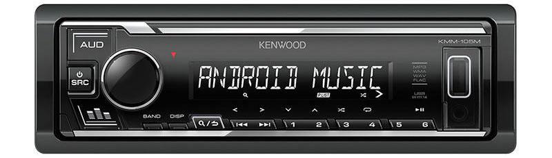 پخش کننده خودرو کنوود مدل KMM-105M