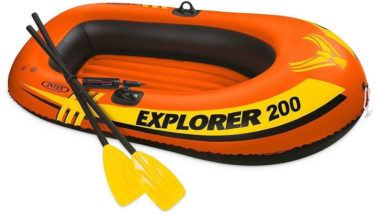 قایق بادی اینتکس Explorer 200
