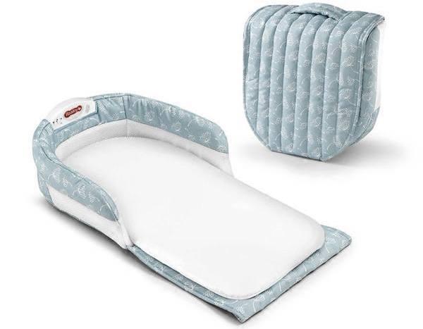 تخت سفری موزیکال نوزاد مدل Separated Bed