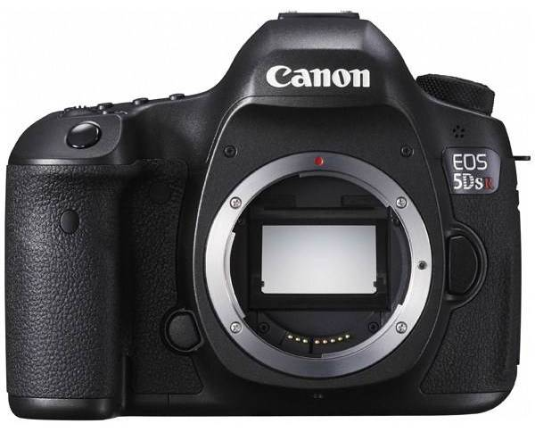 دوربین دیجیتال کانن مدل EOS 5DS R بدون لنز