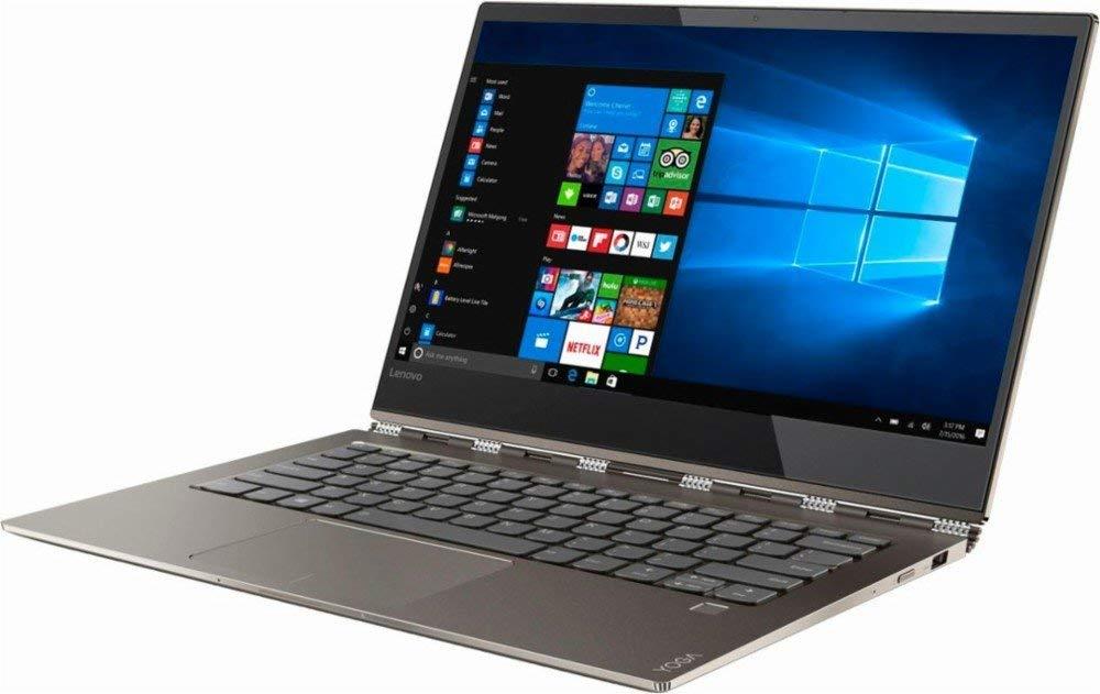 بهترین طراحی: لپ تاپ 14 اینچی لنوو مدل Yoga 920