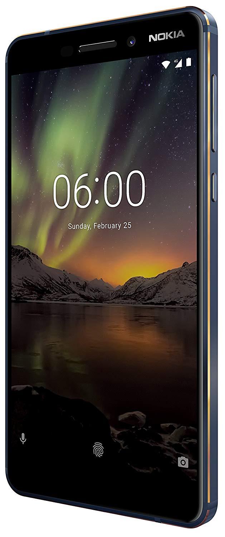 بررسی گوشی موبایل نوکیا مدل 6.1