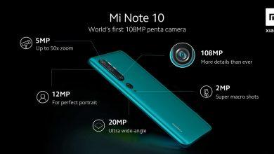Photo of بررسی گوشی موبایل شیائومی مدل Mi Note 10