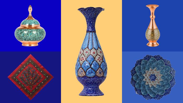 بهترین لوازم هنری و صنایع دستی تزئینی