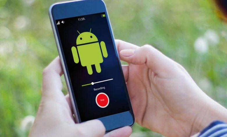 نحوه ضبط کردن تماس ها در گوشی های اندرویدی