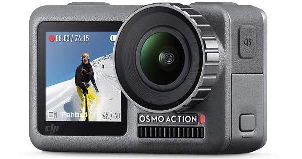 دوربین فیلم برداری ورزشی دی جی آی مدل Osmo Action