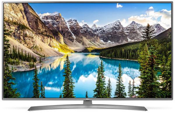 تلویزیون ال ای دی هوشمند ال جی مدل 43UJ69000 سایز 43 اینچ