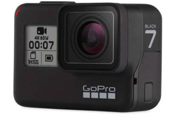دوربین فیلم برداری ورزشی گوپرو مدل Hero 7 Black
