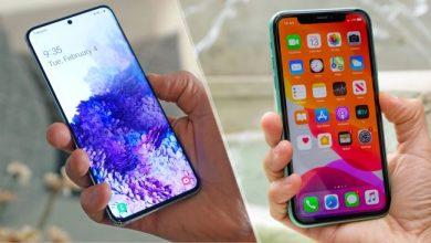 Photo of گلکسی S20 یا آیفون ۱۱: کدام گوشی بهتر است؟