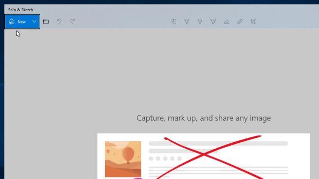 چگونه در ویندوز 10 از صفحه عکس بگیریم
