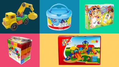 Photo of ۱۲ وسیلهی سرگرمی مناسب و ارزان برای کودکان در دوران قرنطینه