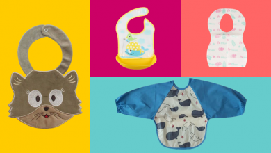 Photo of ۷ مدل پیشبند نوزادی از مارکهای با کیفیت
