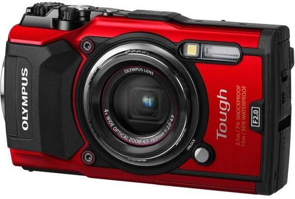 Olympus Tough TG-5 Action Camera