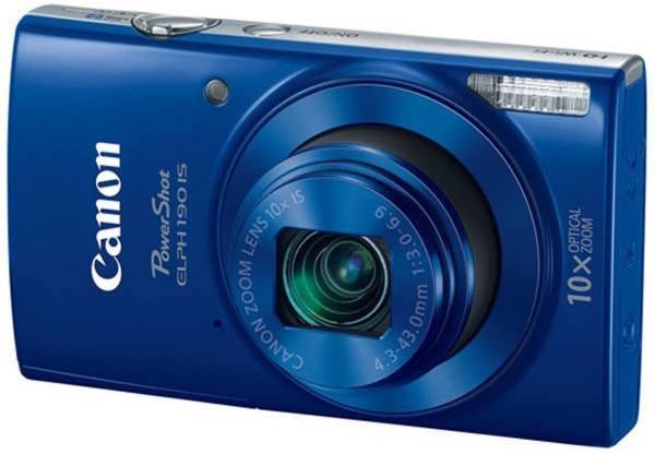 دوربین دیجیتال کانن مدلPowerShot ELPH 190