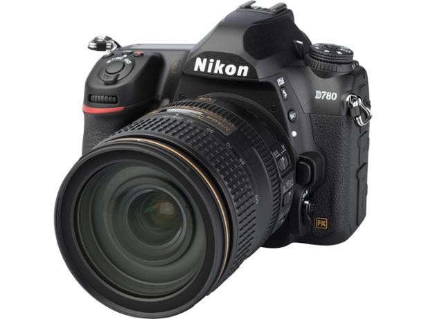 بهترین دوربین دیاسالآر: Nikon D780
