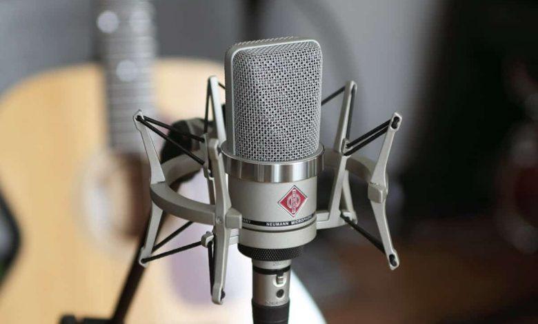 بهترین میکروفون های استودیویی