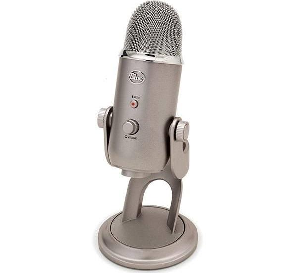محبوب ترین میکروفون: Blue Yeti