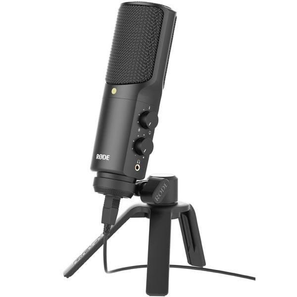 بهترین میکروفون usb: Rode NT-USB