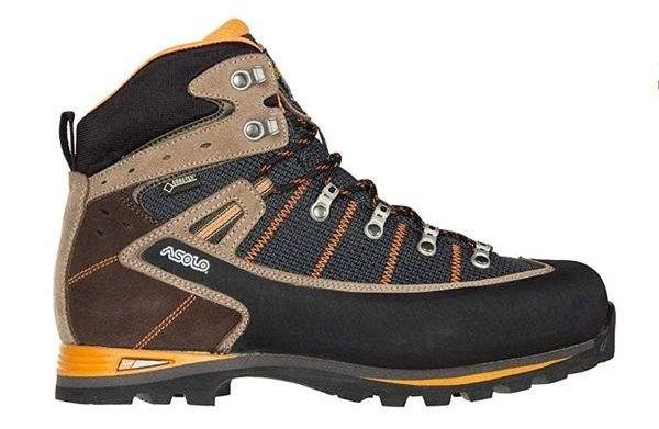کفش کوهنوردی مردانه آسولو کد A561
