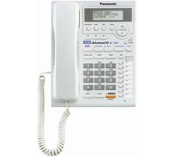 تلفن گرانقیمت : تلفن تحت شبکه پاناسونیک مدل KX-TS3282
