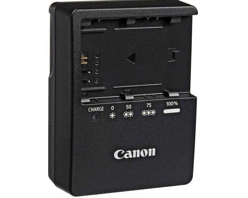 شارژر باتری دوربین کانن مدل LC-E6