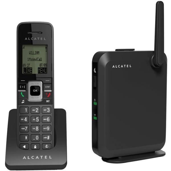 تلفن مستعد : تلفن تحت شبکه آلکاتل مدل 2115