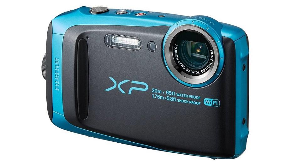 بهترین دوربین از لحاظ مقاومت در برابر آب: Fujifilm FinePix XP120
